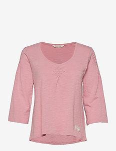 Elly Top - hauts à manches longues - blush pink