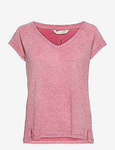 Felice Top - t-shirts - fair pink