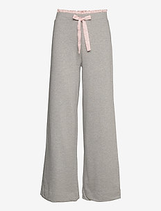 Paulina Pants - sweatpants - light grey melange