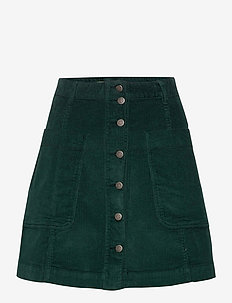 Maya Skirt - korte nederdele - midnight green