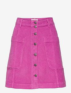 Maya Skirt - træningsnederdele - pink dahlia