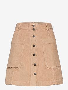Maya Skirt - træningsnederdele - soft taupe