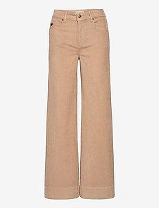Maya Pants - bukser - soft taupe