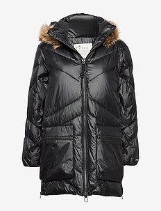 Pretty Mountainous Parka - dynefrakke - almost black