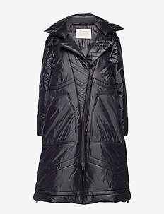 City Alpine Jacket - dynefrakke - almost black