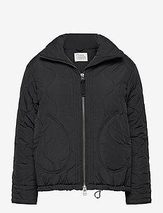 Harmony Jacket - doudounes - almost black