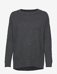 All Set Sweater - ASPHALT