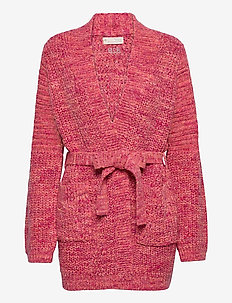 Tilda Cardigan - gilets - calm rose