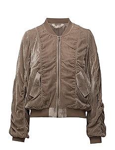 absolute jacket - WARM SAND