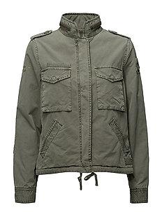 step on it jacket - VINTAGE MILITARY