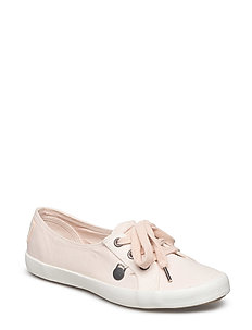 why-knot ballerina sneakers - MAUVE CHALK