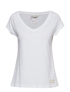 crossbow top - BRIGHT WHITE