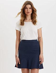 Sweep Away Skirt - korta kjolar - deep navy