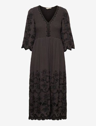 Bridget Dress - sommarklänningar - asphalt