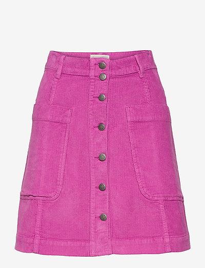 Maya Skirt - korta kjolar - pink dahlia