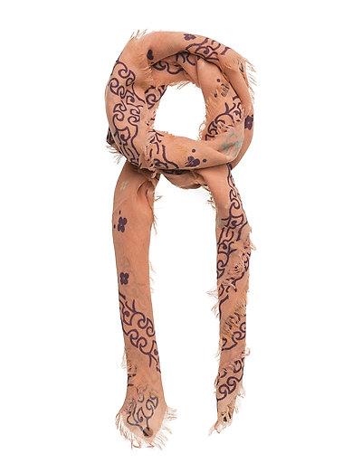 livening scarf - PEACH