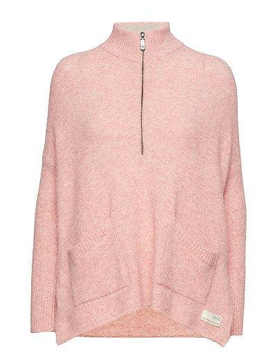 soft empress sweater - PINK