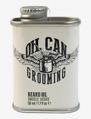 Oil Can Grooming - Angels Share Beard Oil - skægolie - clear - 0