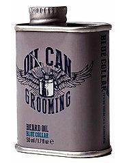 Oil Can Grooming - Blue Collar Beard Oil - skægolie - clear - 1