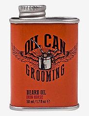 Oil Can Grooming - Iron Horse Beard Oil - skægolie - clear - 0