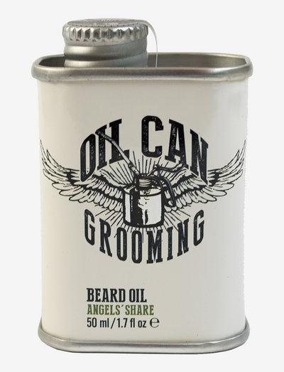 Angels Share Beard Oil - skægolie - clear