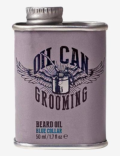 Blue Collar Beard Oil - partaöljy - clear