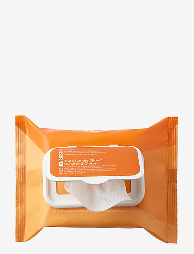 TRUTH TRUTH ON THE GLOW CLEANSING CLOTHS - kasvojen puhdistus - no color