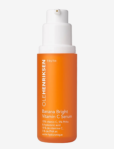 TRUTH BANANA BRIGHT VITAMIN C SERUM - seerumit - no color