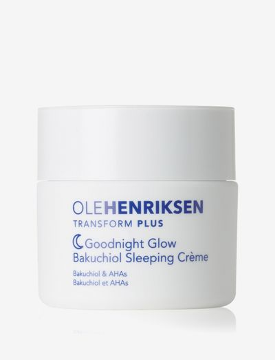 TRANSFORM PLUS GOODNIGHT GLOW SLEEPING CRÈME - yövoide - no color