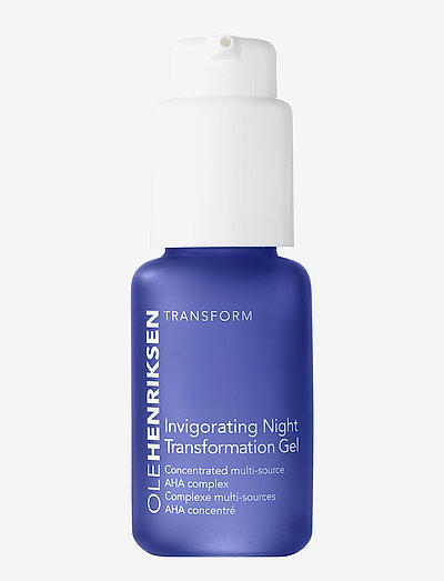 TRANSFORM INVIGORATING NIGHT TRANSFORMATION GEL - natcreme - no color