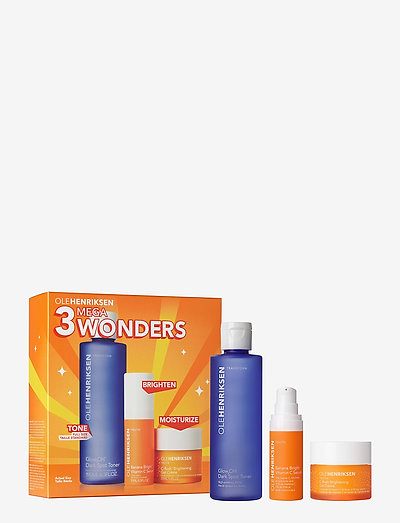 SETS 3 MEGA WONDERS - hudvårdsset - no color