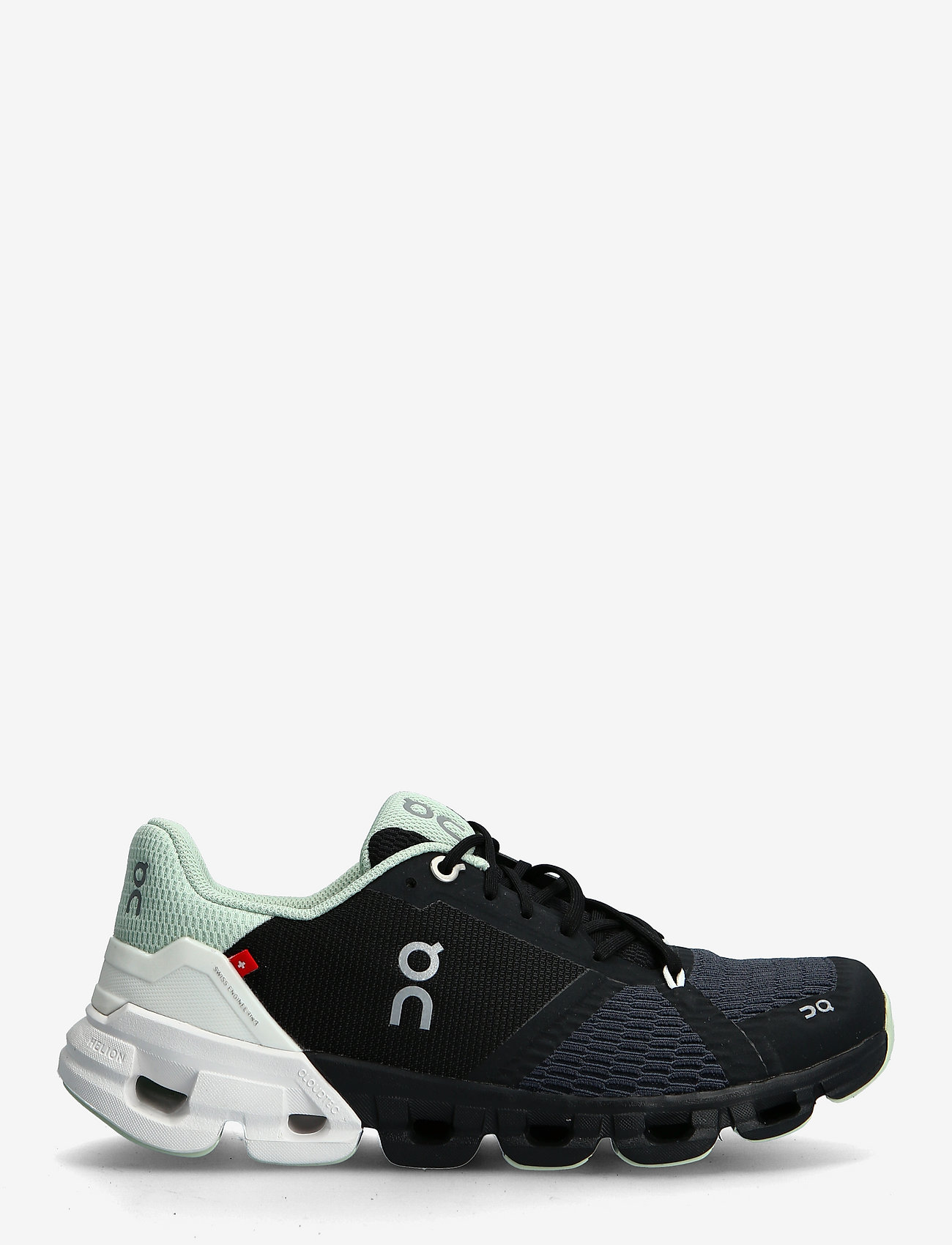 On - Cloudflyer - running shoes - black/white - 1