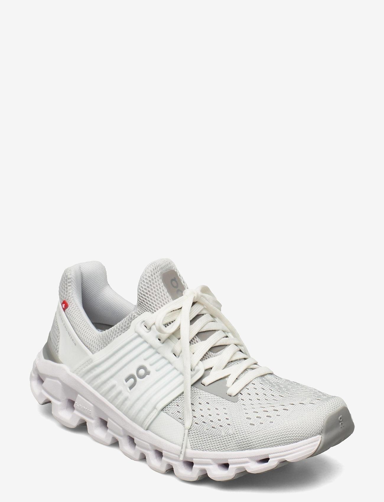 On - Cloudswift Glacier/White W - running shoes - glacier/white - 0