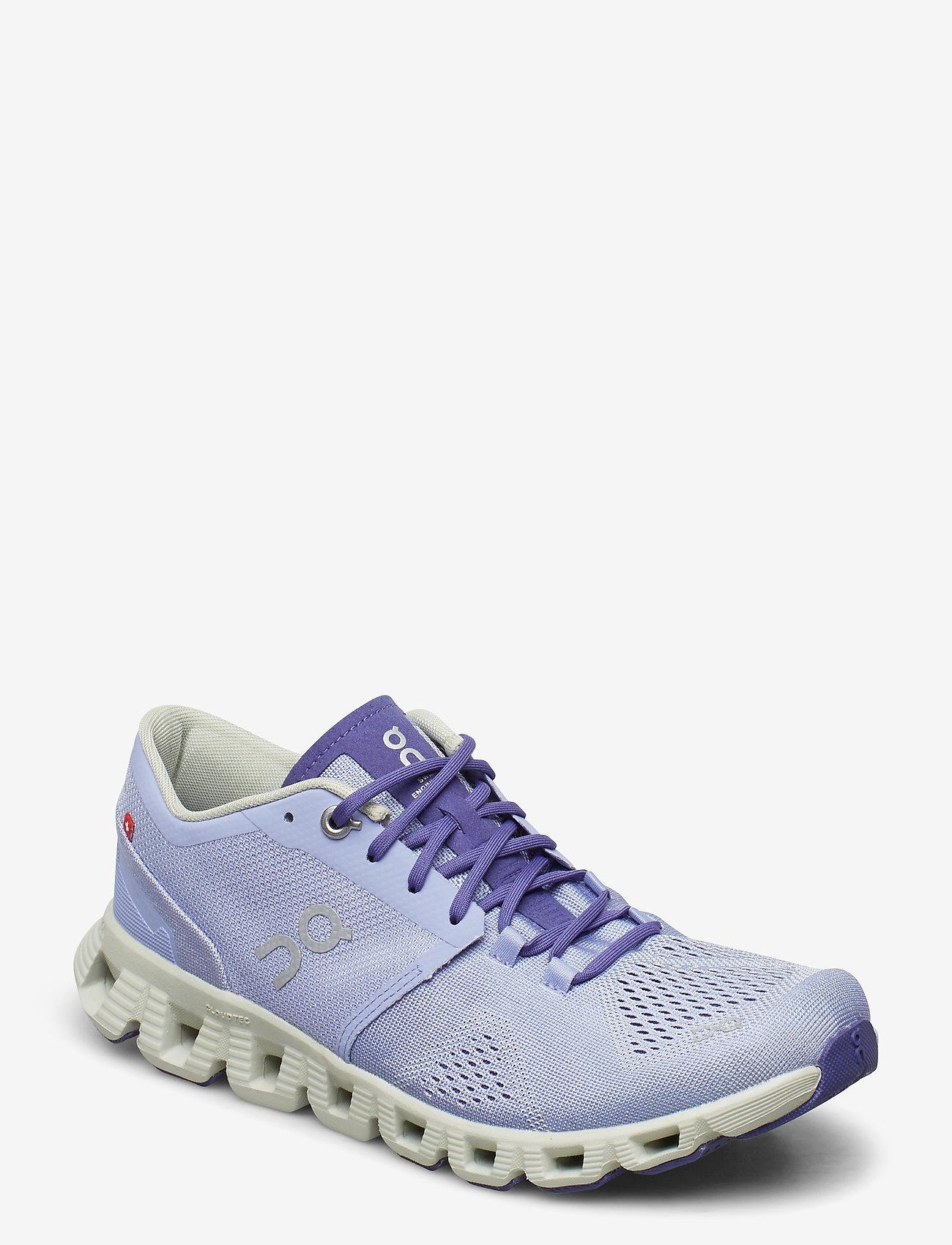 On - Cloud X - laufschuhe - lavender/ice - 0