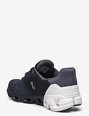 On - Cloudflyer - löbesko - black/white - 2