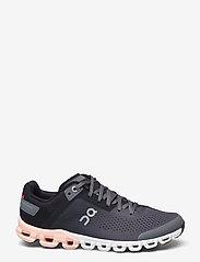 On - Cloudflow - running shoes - rock/rose - 1