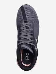 On - Cloudflow - running shoes - rock/rose - 3