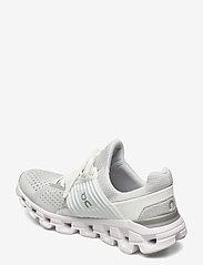 On - Cloudswift Glacier/White W - running shoes - glacier/white - 2