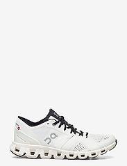 On - CloudX - running shoes - white/black - 0