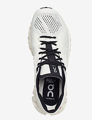 On - CloudX - running shoes - white/black - 3