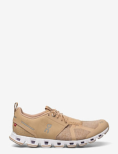 Cloud Terry - lave sneakers - dune