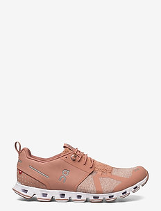 Cloud Terry - lave sneakers - cork