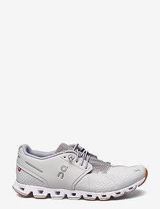Cloud - lave sneakers - glacier/white