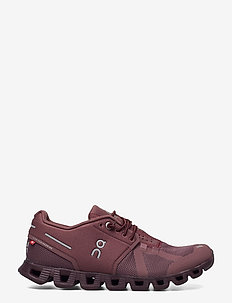 Cloud Monochrome - lave sneakers - grape