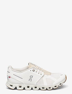 Cloud - lave sneakers - white/sand