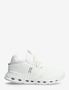 Cloudnova - chunky sneakers - all white