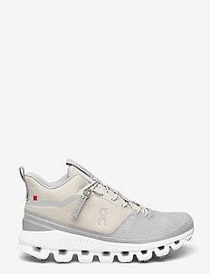 Cloud Hi - høje sneakers - glacier/grey