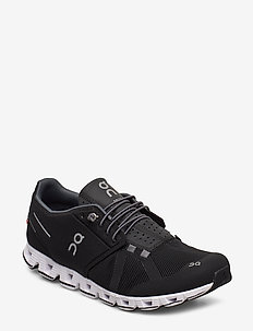 Cloud - running shoes - black/white