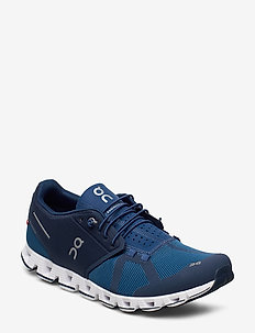 Cloud - running shoes - blue/denim