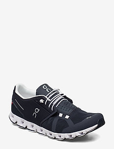 Cloud - running shoes - navy/white